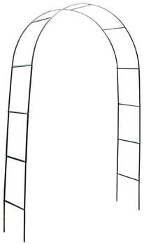 Linder Exclusiv Metall-Rosenbogen 140 x 36 x 240 cm