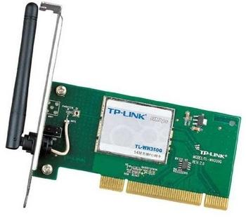 TP-LINK TL-WN350G 54M Wireless Pci Adapter