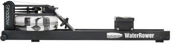 Water Rower WaterRower Rudergerät Shadow, inkl. S4 Monitor, Herzfrequenzempfänger und Brustgurt POLAR T31