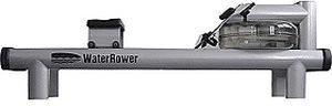 Sport-Tec WaterRower Rudergerät M1 HiRise, inkl. S4 Monitor und Bodenschutzmatte