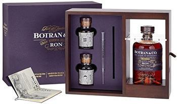Botran 75th Anniversary Geschenk-Set 43,33% 0,60l