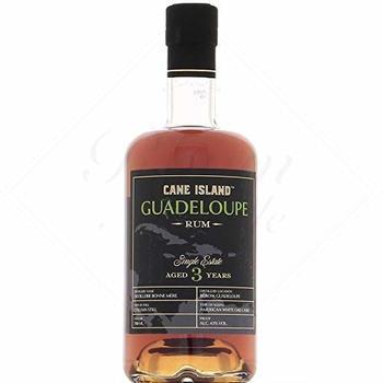 Cane Island Guadeloupe Single Estate Rum 43% 0,7l