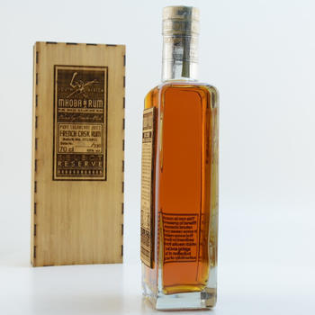 Mhoba Rum Select Reserve French Cask 65% 0,7l