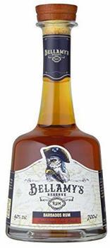 Bellamys Reserve Rum Guadeloupe Cask Finish 40% 0,7l