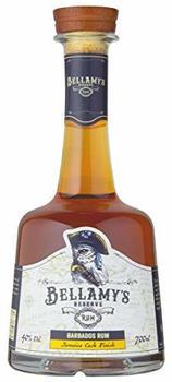 Bellamys Reserve Rum Jamaica Cask Finish 40% 0,7l