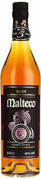 Ron Malteco 5 Jahre Reserva Amable Rum 40% 0,7l