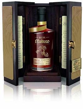 Ron Malteco Seleccion 1980 Rum 40% 0,7l