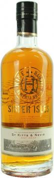 Silver Seal Wine Barrel Reserva Rhum 40% 0,7l