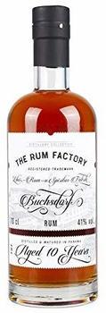 The Rum Factory Rum 10 Jahre 41% 0,7l