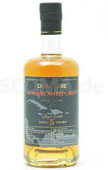 Cane Island Dominican Republic Single Estate Rum 5YO 43% 0,7l