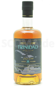 Cane Island Trinidad Single Estate Rum 8YO 43% 0,7l