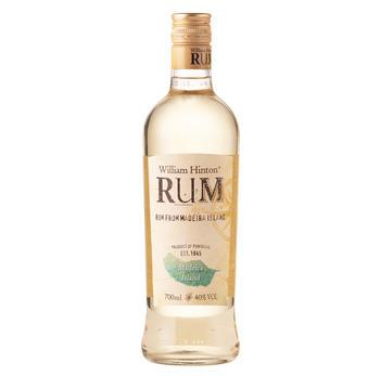 Hinton Rum Madeira Rum 9 Monate 40% 0,7l + gratis Glas