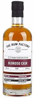 The Rum Factory Rum Double Cask Oloroso 45% 0,7l