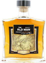 Spirits of Old Man Project Christmas In Love With Rum - 40.0% 0,7L