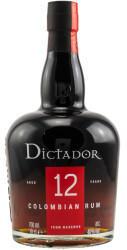 Dictador Rum 12 YO Icon Reserve 0,7l 40%