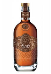 Bacoo Rum Bacoo 11 Years Old 0,7l 40%