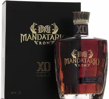 Mandatario Rum XO 0,7l 40%