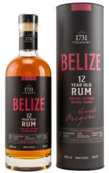 1731 Fine & Rare Belize 12 Jahre Rum 0,7l 46%