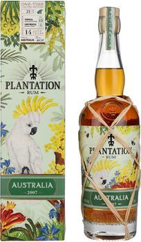 Rhum Plantation Plantation Australia 2007 One-Time Limited Edition 0,7l 49,3%