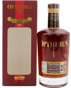 Opthimus 25 Jahre Oporto Rum 43 % 0,7l