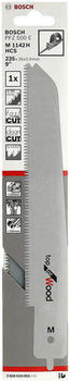 Bosch Säbelsägeblatt M 1142 H für Multisäge PFZ 500 E (2608650065)