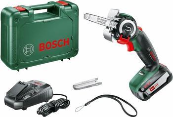 Bosch Akku-Säbelsäge AdvancedCut 18 grün