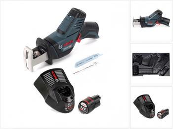 Bosch GSA 12V-14 Professional Akku Säbelsäge Solo im Karton L-Boxx ready + 1x 2,5 Ah Akku + GAL 1230