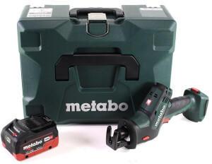 Metabo SSE 18 LTX Compact (1x 5,5 Ah + MetaLoc)