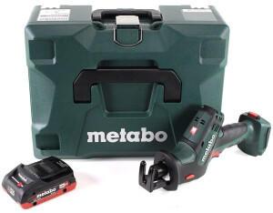 Metabo SSE 18 LTX Compact (1x 4,0 Ah + MetaLoc)