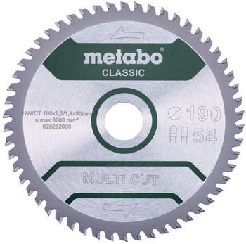 metabo-multi-cut-classic-190-x-30-x-2-2-mm-5-z54-628282000