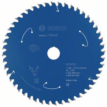 Bosch Expert for Wood für Akkusägen 165 x 1,5/1 x 20 48 Zähne