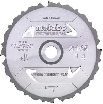 metabo-fibercement-cut-professional-165-x-20-x-2-2-mm-5-z4-628289000