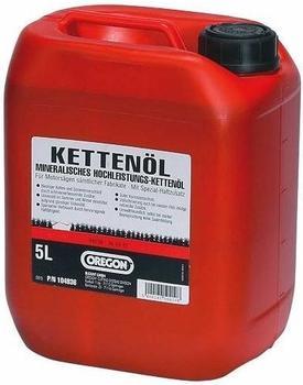 Oregon Mineralisches Kettenöl 5 Liter
