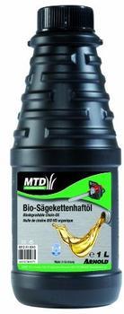 MTD Bio-Sägekettenhaftöl 1 Liter