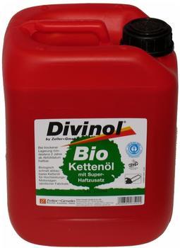 Divinol Bio-Sägekettenöl 5 Liter