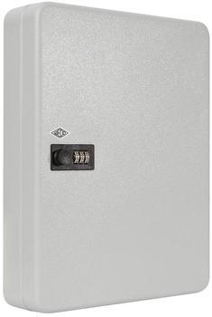 Wedo 102 46037 Schlüsselkasten & Organizer Stahl Silber