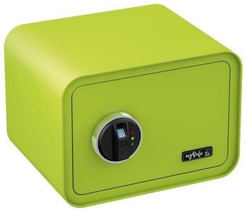 Basi MySafe 350 (Fingerprint) grün