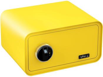 Basi MySafe 430 (Fingerprint) gelb