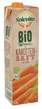 Lidl Solevita Bio Organic Karottensaft mit Honig