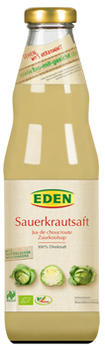Eden Sauerkrautsaft mit Meersalz