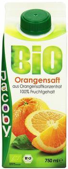 Jacoby Bio Orangensaft 750 ml