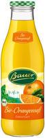 Bauer Bio-Orangensaft Direktsaft 1l