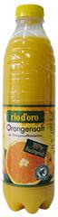 Rio D´Oro Orangensaft 100% Fruchtgehalt 1L