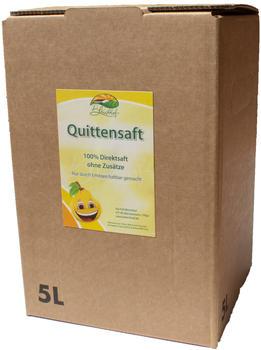Bleichhof Quittensaft Direktsaft (5l)