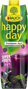 Rauch Happy Day Superfruits Brombeere + Acai (1l)