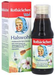 Rabenhorst Rotbäckchen Vital Halswohl Saft (125 ml)