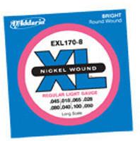 D'Addario EXL170-8
