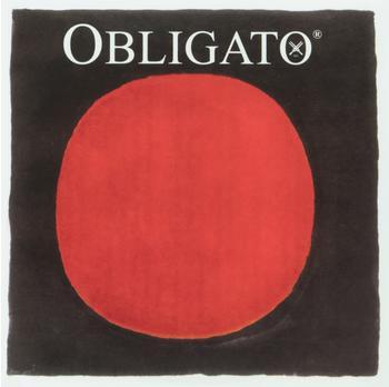 "Pirastro Obligato Violin ""A"" 4/4 Synthetic/Aluminum Mittel Envelope"