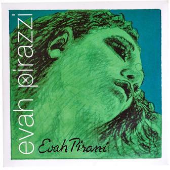 Pirastro Evah Pirazzi Violin 4/4 Set E-Ball Mittel Envelope