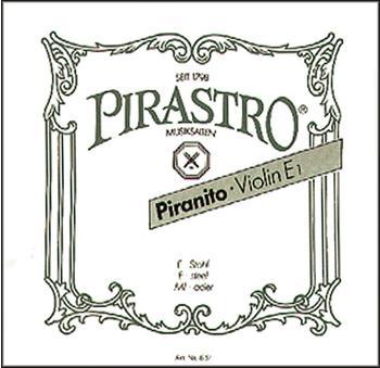 Pirastro Piranito Violin 4/4 Set A-Aluminum Mittel Envelope